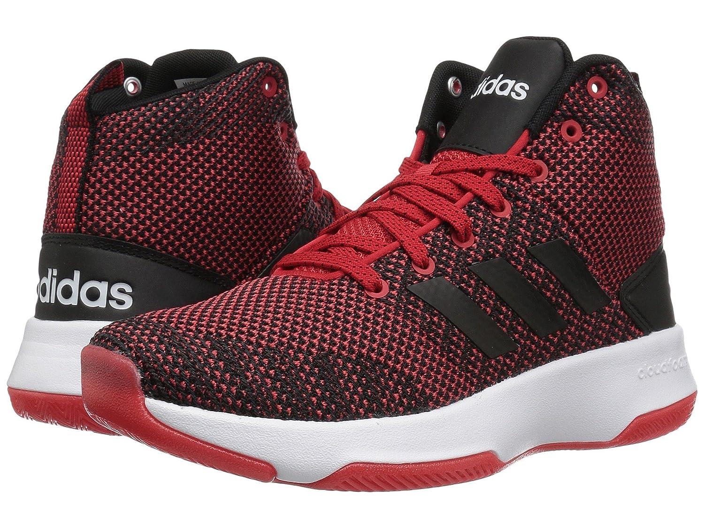 (アディダス) adidas メンズ野球ベースボールシューズ靴 CF Executor Mid Scarlet/Black/White 11.5 (29.5cm) D Medium B07BQFBFCK
