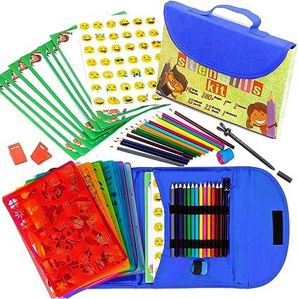 Estuches Multicolor KIDS