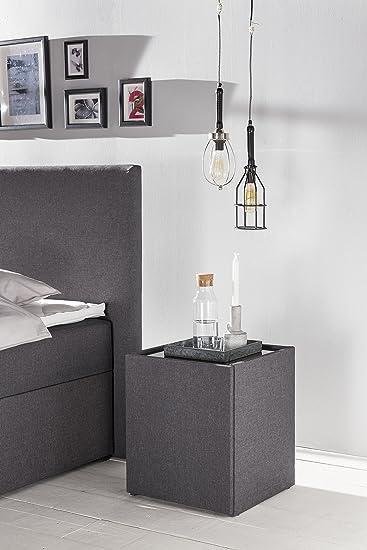 Furniture for Friends Möbelfreude® Nachkonsole Nele Anthrazit ...