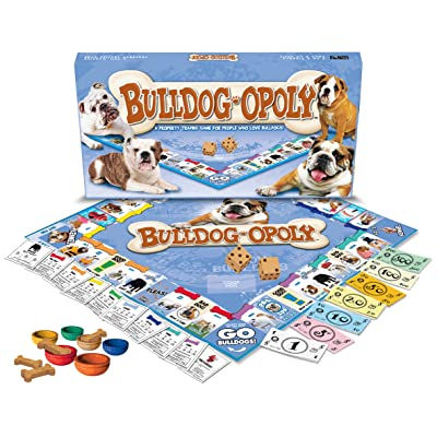 Late for the Sky Bulldog-opoly: Toys & Games