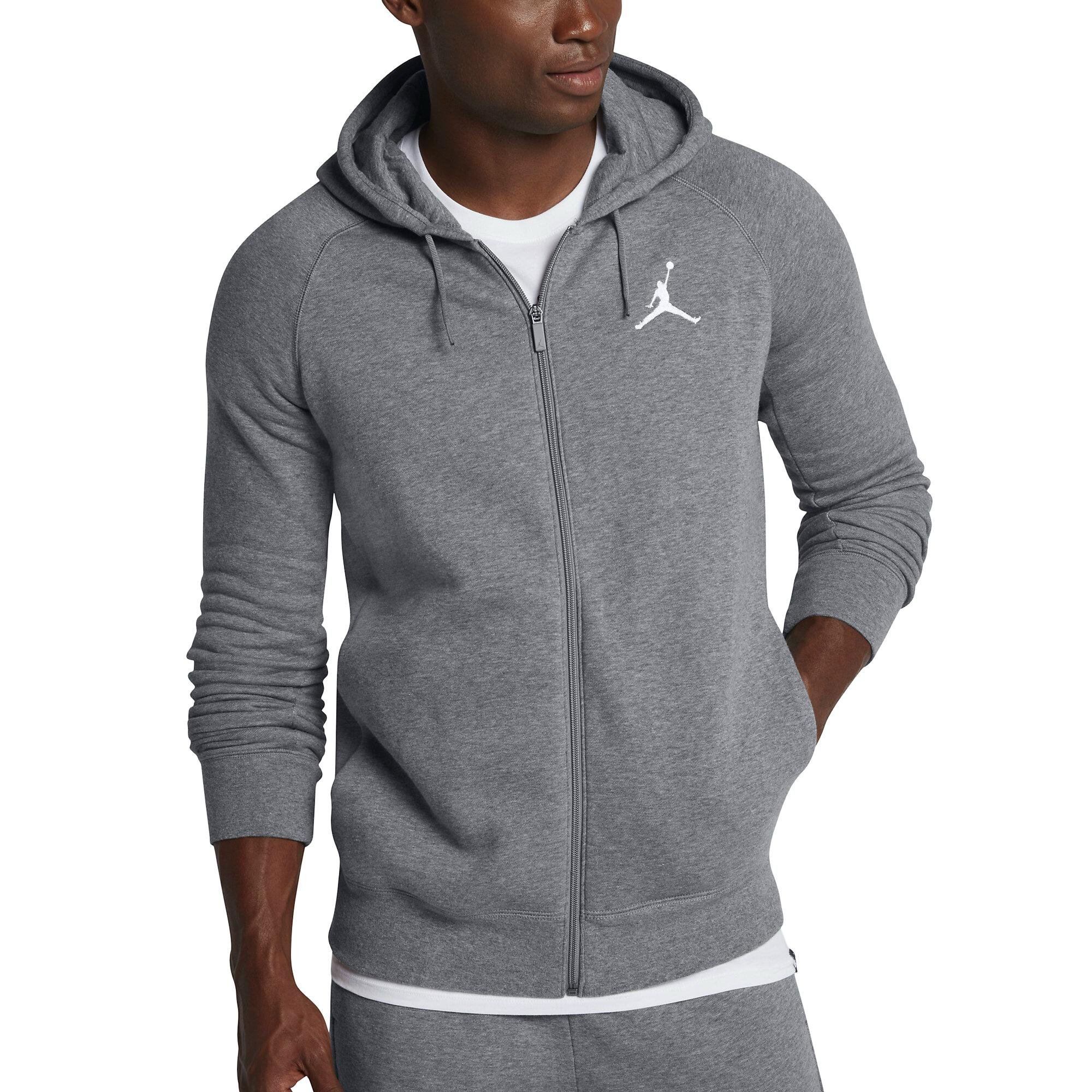 Nike Mens Flight Fleece FZ 823064-091_3XL - Carbon