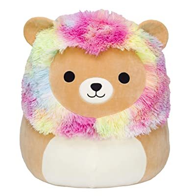 Squishmallow Lion 16 Inch - Richard: Toys & Games