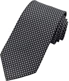 New Classic Solid Checks Paisley JACQUARD WOVEN Silk Men's Tie Necktie