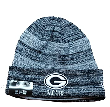 5c18dd90c3c Green Bay Packers New Era 2017 NFL  quot Cold Weather TD quot  Knit Hat -