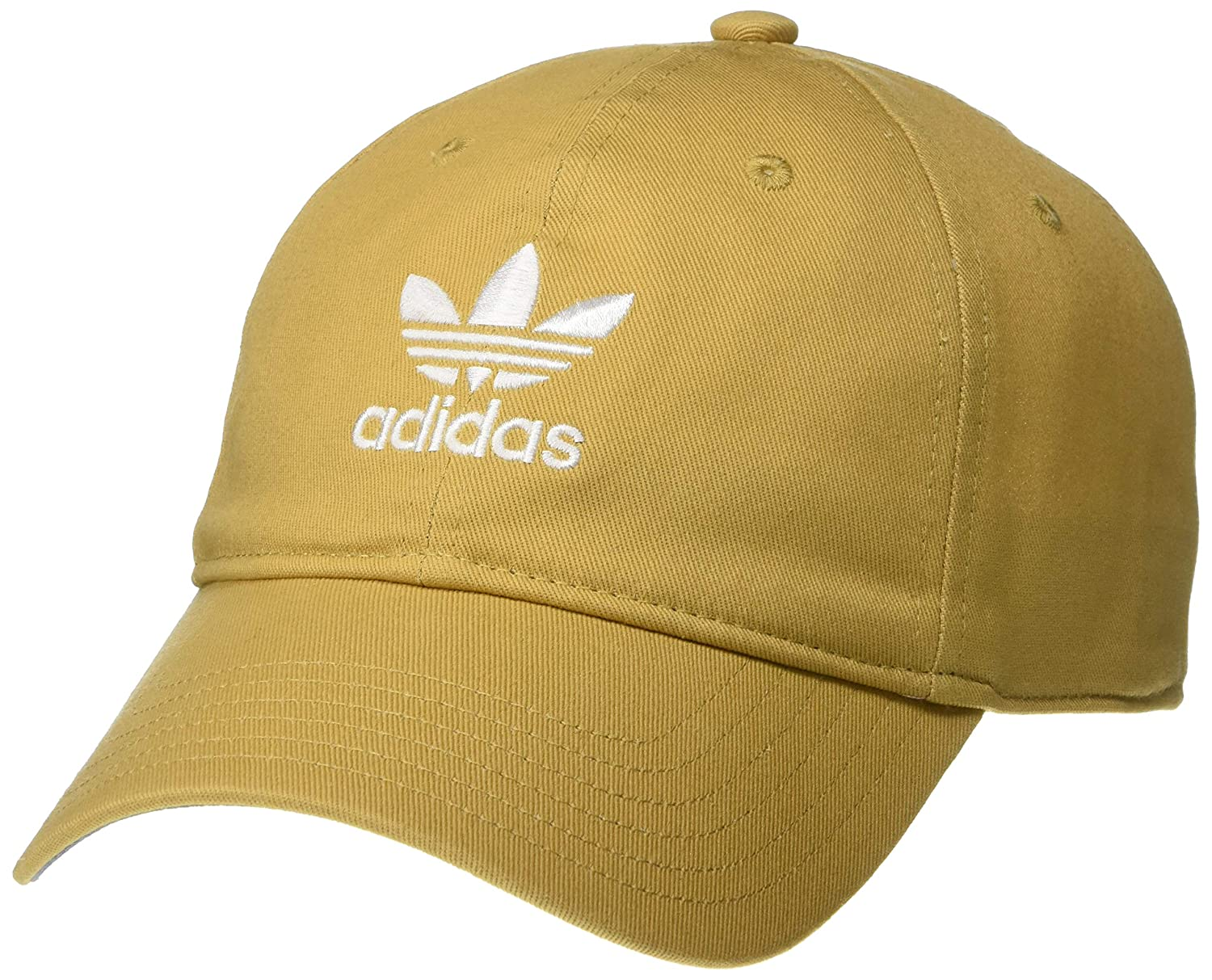 354096a484b Amazon.com  adidas Men s Originals Relaxed Strapback Cap