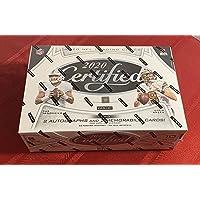 2020 Panini Certified NFL Football HOBBY box (10 pks/bx)