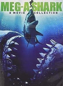 Meg-A-Shark 8 Movie Collection