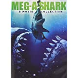 Meg-A-Shark 8 Movie Collection