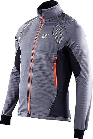 X-Bionic Chaqueta esquí Ligera Ski Touring para Hombre: Amazon.es: Deportes y aire libre