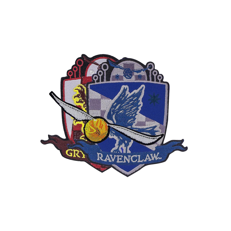 Harry Potter Patch Set - Applique Patches Crest - Official - Cinereplicas 3760166566273