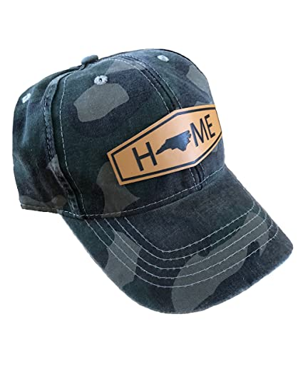 Image Unavailable. Image not available for. Color  My Home Hats NC Camo ... 2e7fe4bc4e2c