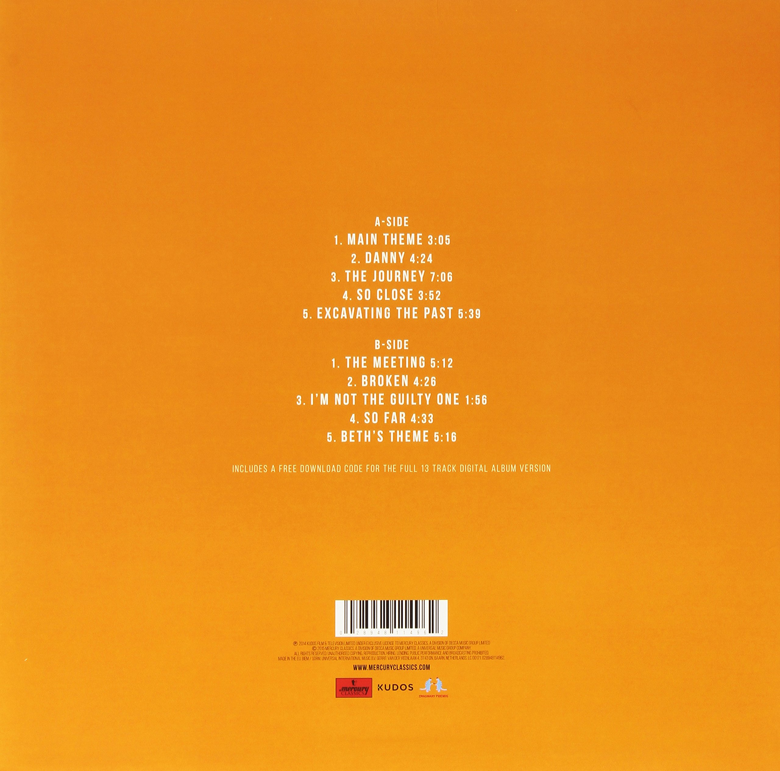 Broadchurch la banda sonora original [LP]