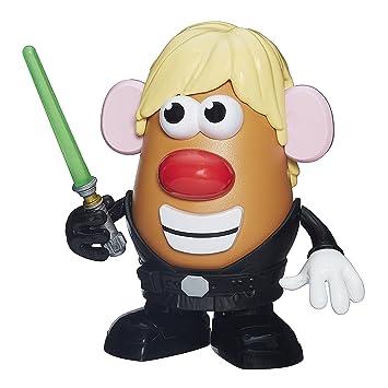 amazon playskool mr potato head luke frywalker by mr potato head