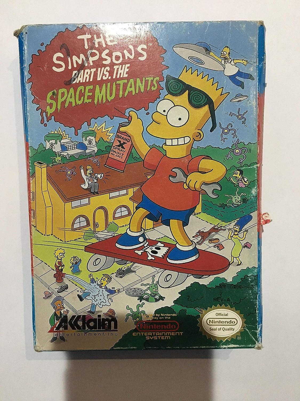 Amazon.com: The Simpsons: Bart vs. the Space Mutants ...