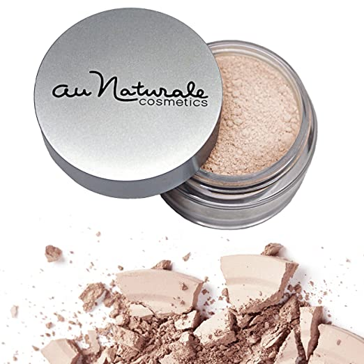 Au Naturale Gluten Free Face Powder