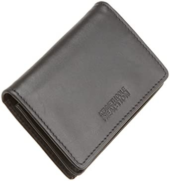 Kenneth cole reaction mens business card case black one size at kenneth cole reaction mens business card caseblackone size colourmoves Images
