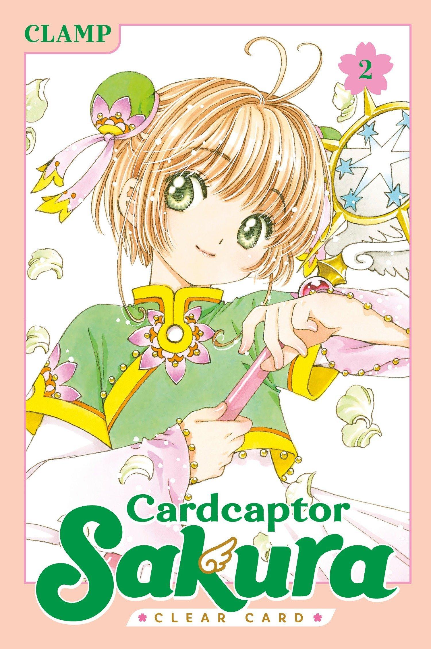 Cardcaptor Sakura manga comics Clear Card Arc Japanese original version 8