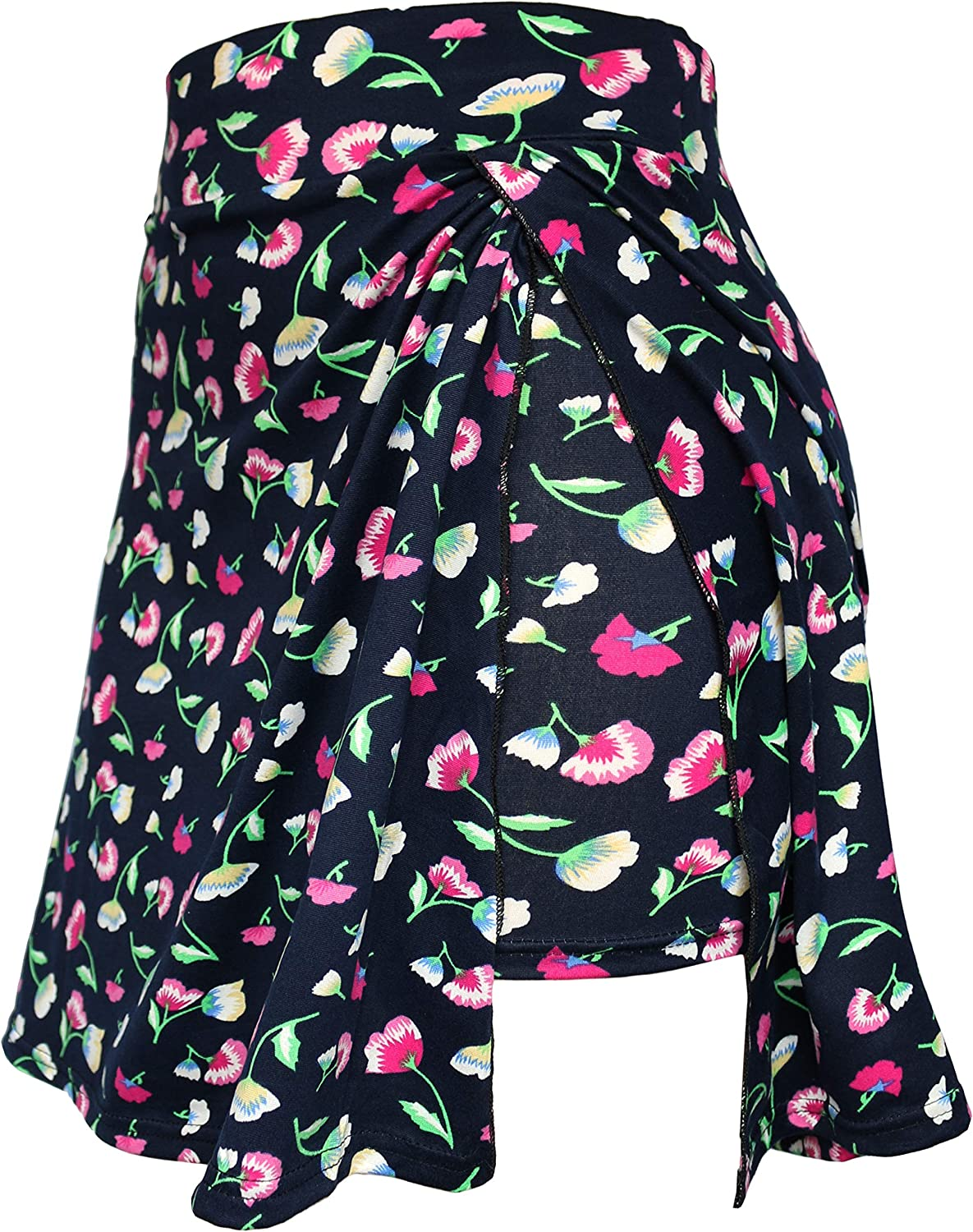 KMystic Womens Lightweight Skort Performance Tennis Skirt