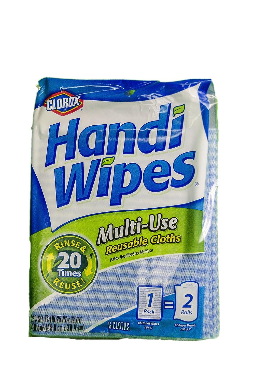 Handi Wipes 78437 Reusable Wipe 6 Count