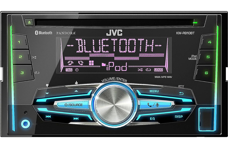 Car Stereo Reviews JVC kw-r910bt