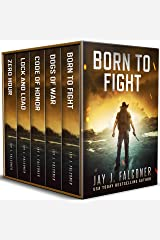 Born to Fight (A Post-Apocalyptic EMP Thriller) Kindle Edition