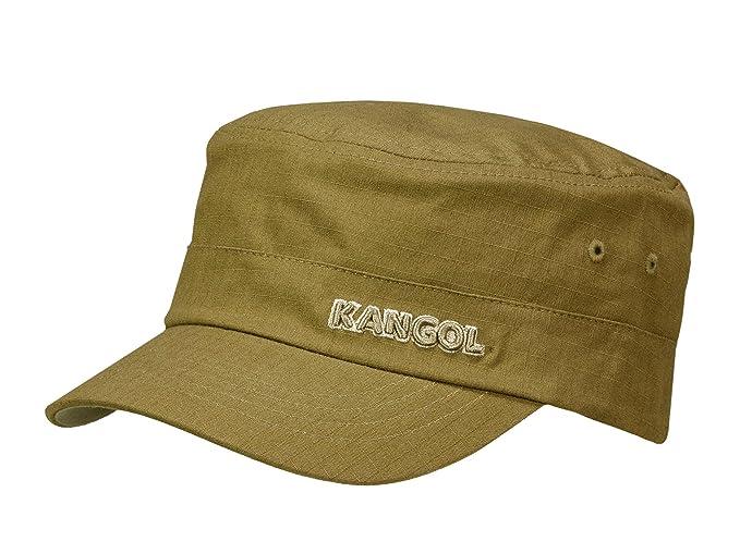 Kangol Men s Army Cap Ripstop Army Cap - Green L XL  Amazon.co.uk ... c1da5424d50