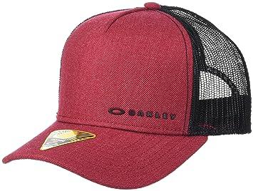 casquette oakley rouge