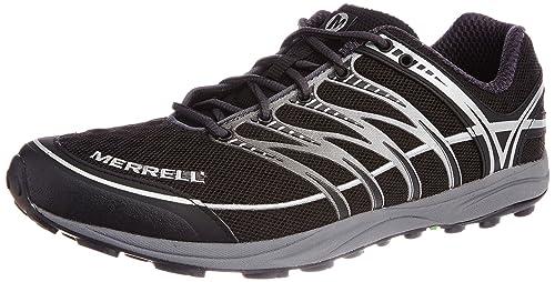 Merrell MIX MASTER 2 - Zapatillas de correr de material sintético hombre, Multicolor (Mehrfarbig (BLACK/SILVER J56481)), 48: Amazon.es: Zapatos y ...