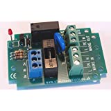 Mains Switch Relay 2: Ready-Built PCB Assembly for Raspberry Pi, Beaglebone, Arduino & PIC