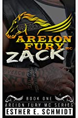 Zack (Areion Fury MC Book 1) Kindle Edition