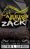 Zack (Areion Fury MC Book 1)
