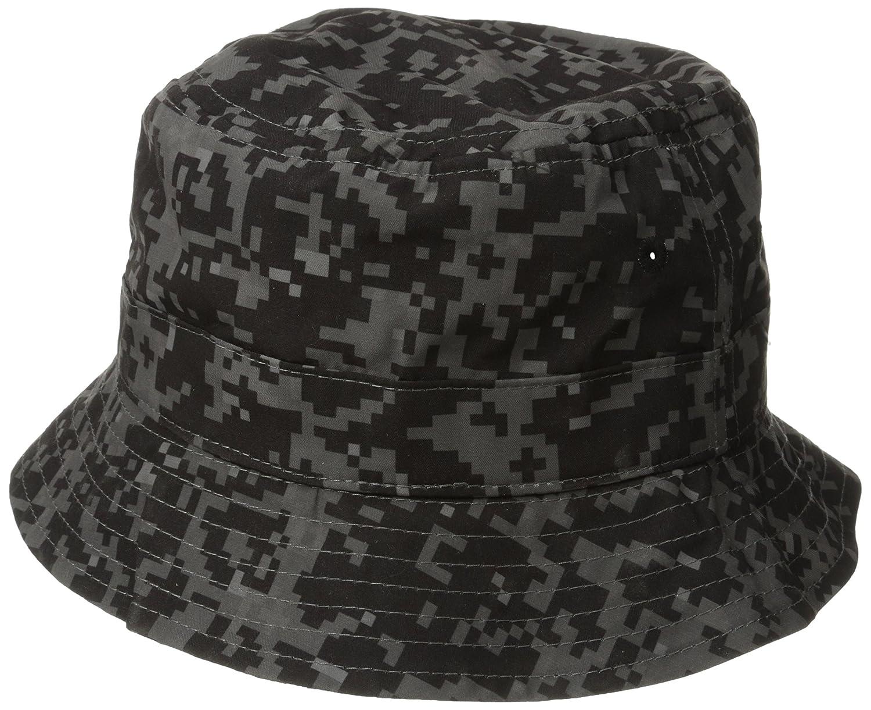 Amazon.com  Crooks   Castles Men s Woven Reversible Bucket Hat-Digi Camo 7991f3cb19e