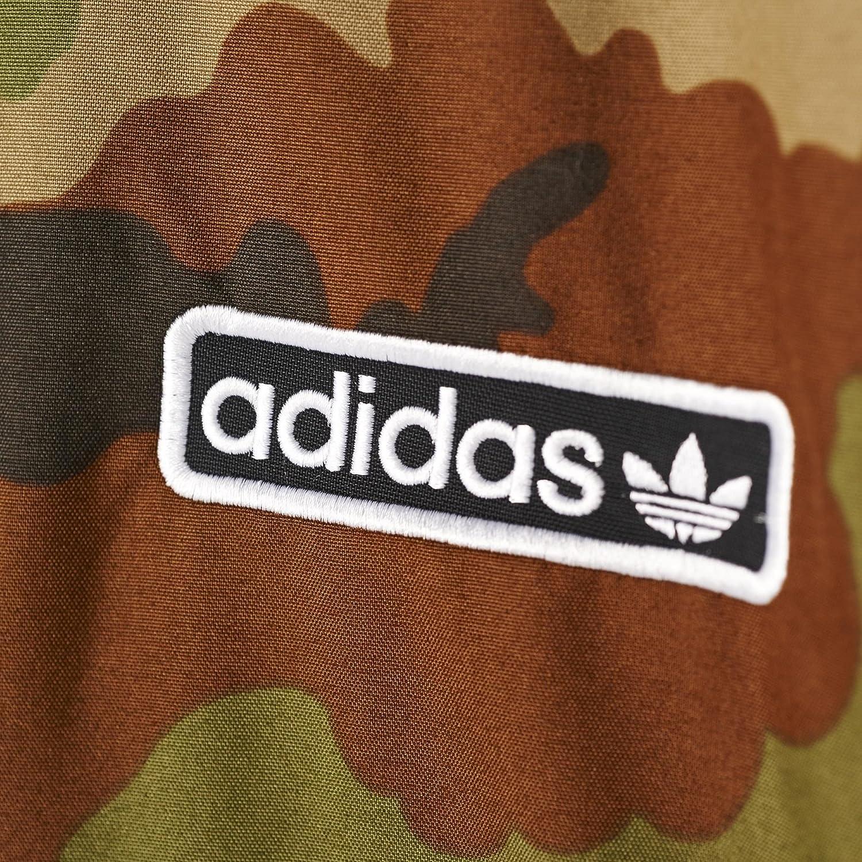 Adidas Originals Chaqueta De Bombardero Super Estrella Camo De Los Hombres - El Cáñamo COxXXwMVn