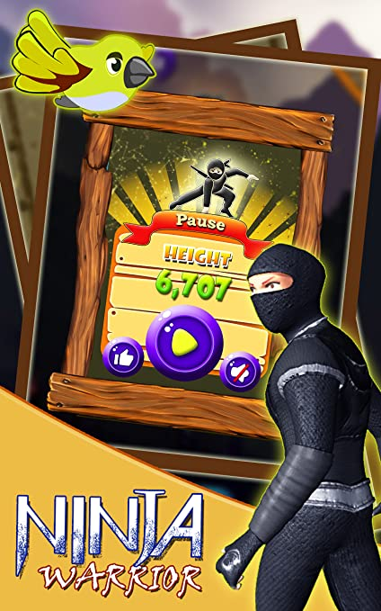 Amazon.com: Ninja Warrior: Appstore for Android