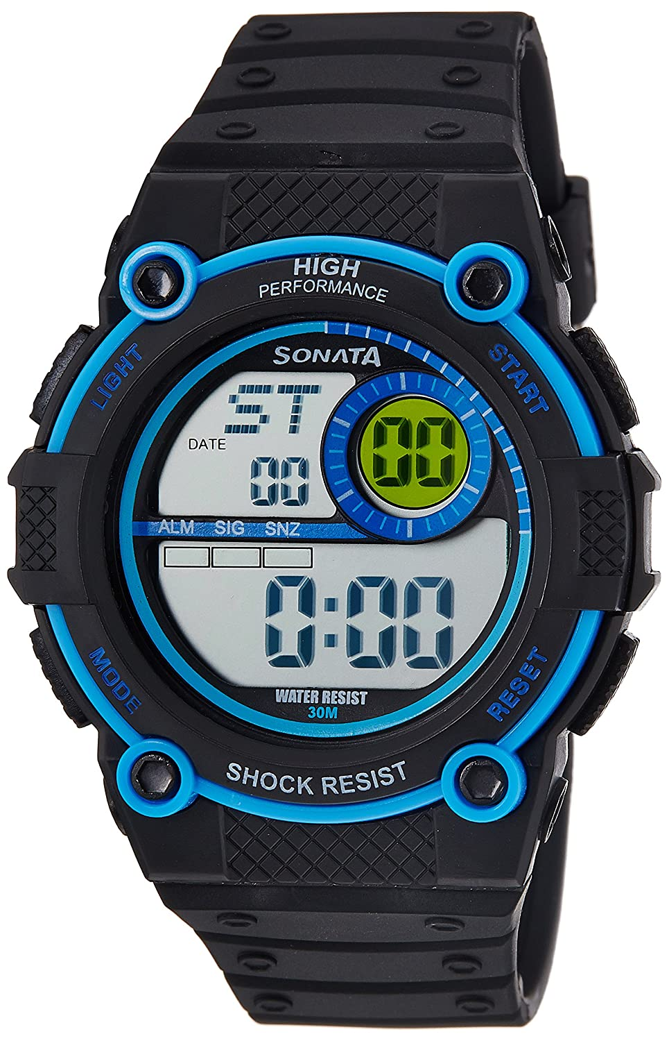 Sonata Best Digital Watches under 2000 that are Worth Buying in India