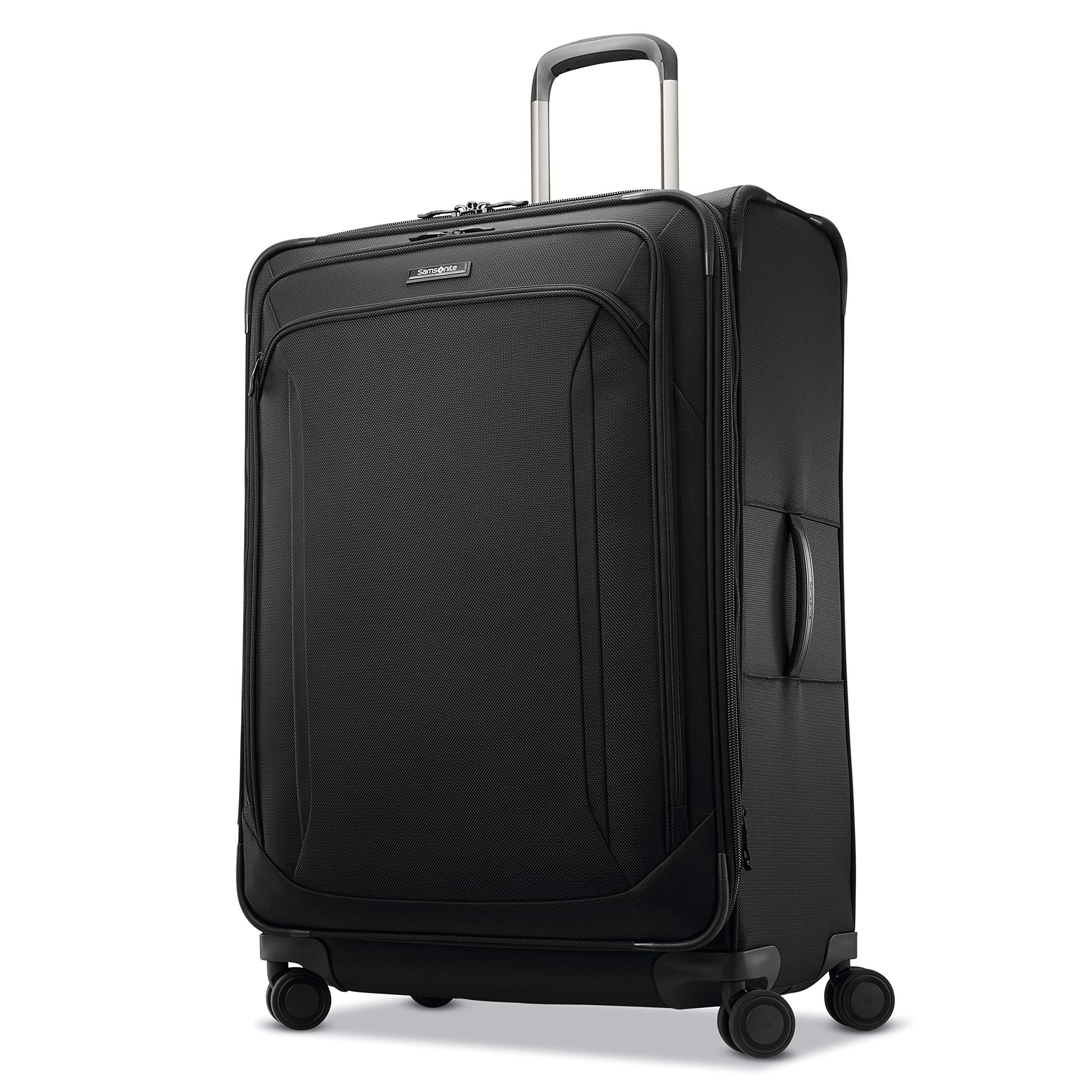 Samsonite Checked-Large, Obsidian Black by Samsonite