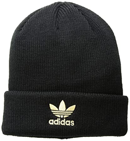 Amazon.com  adidas Women s Originals Trefoil Beanie 6da7a4ca6c2
