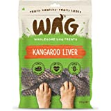 WAG Pure Meat Kangaroo Liver Dog Treat, 200g