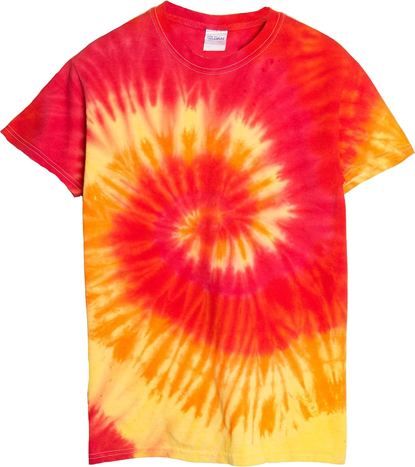 Barbara Tie Dye T-Shirts Adult SM Sta XXXL 100/% Cotton Colortone Gildan