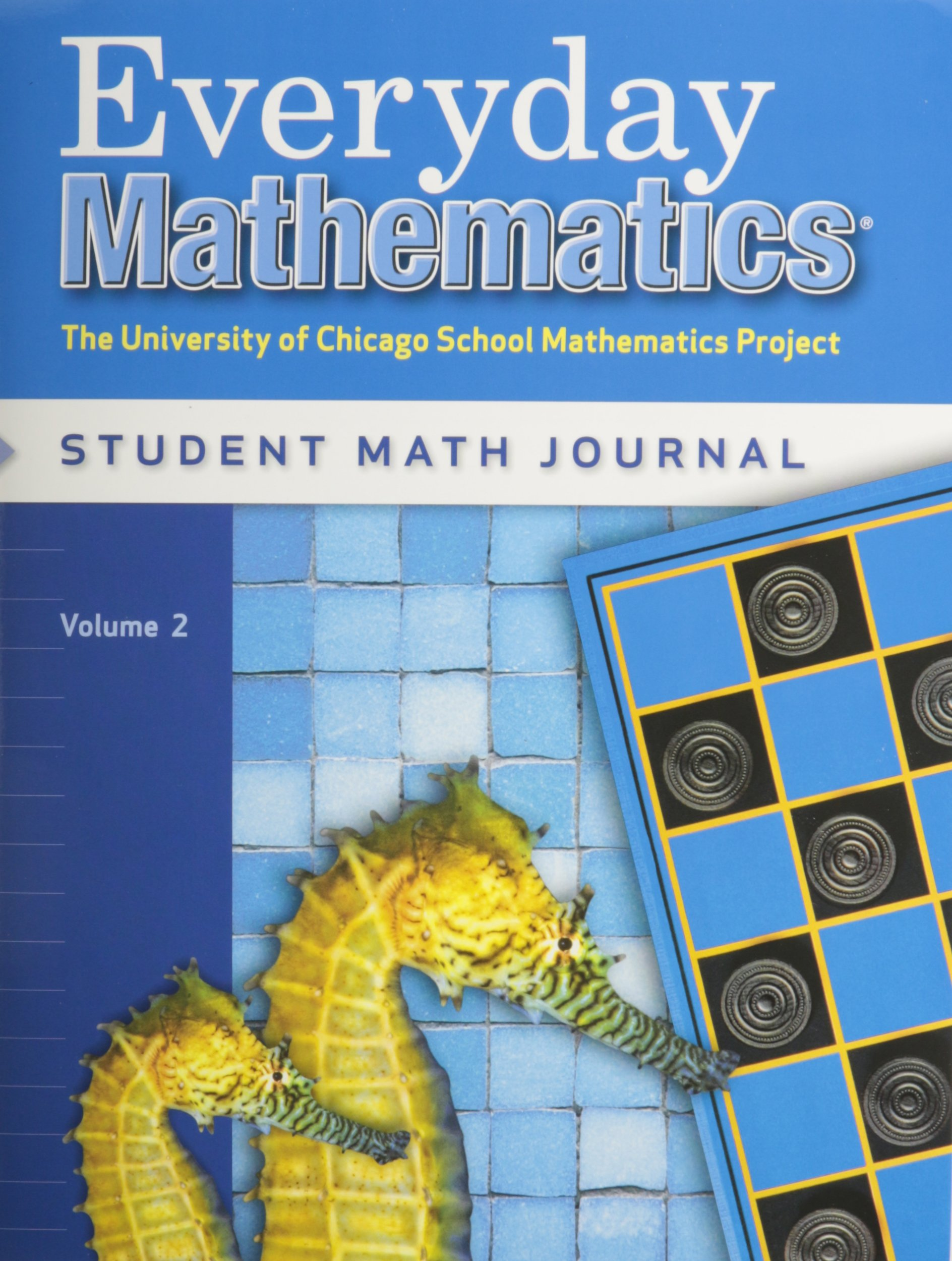 Everyday Mathematics, Grade 2, Student Materials Set - Consumable: Max  Bell: 9780076045662: Amazon.com: Books