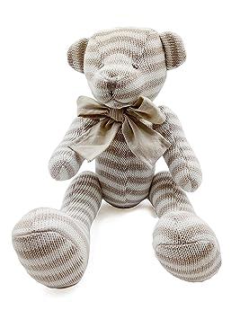 Kiyi-Gift Bebé Juguete | Adorable Juguete de Peluche de Oso | Algodón Orgánico Suave