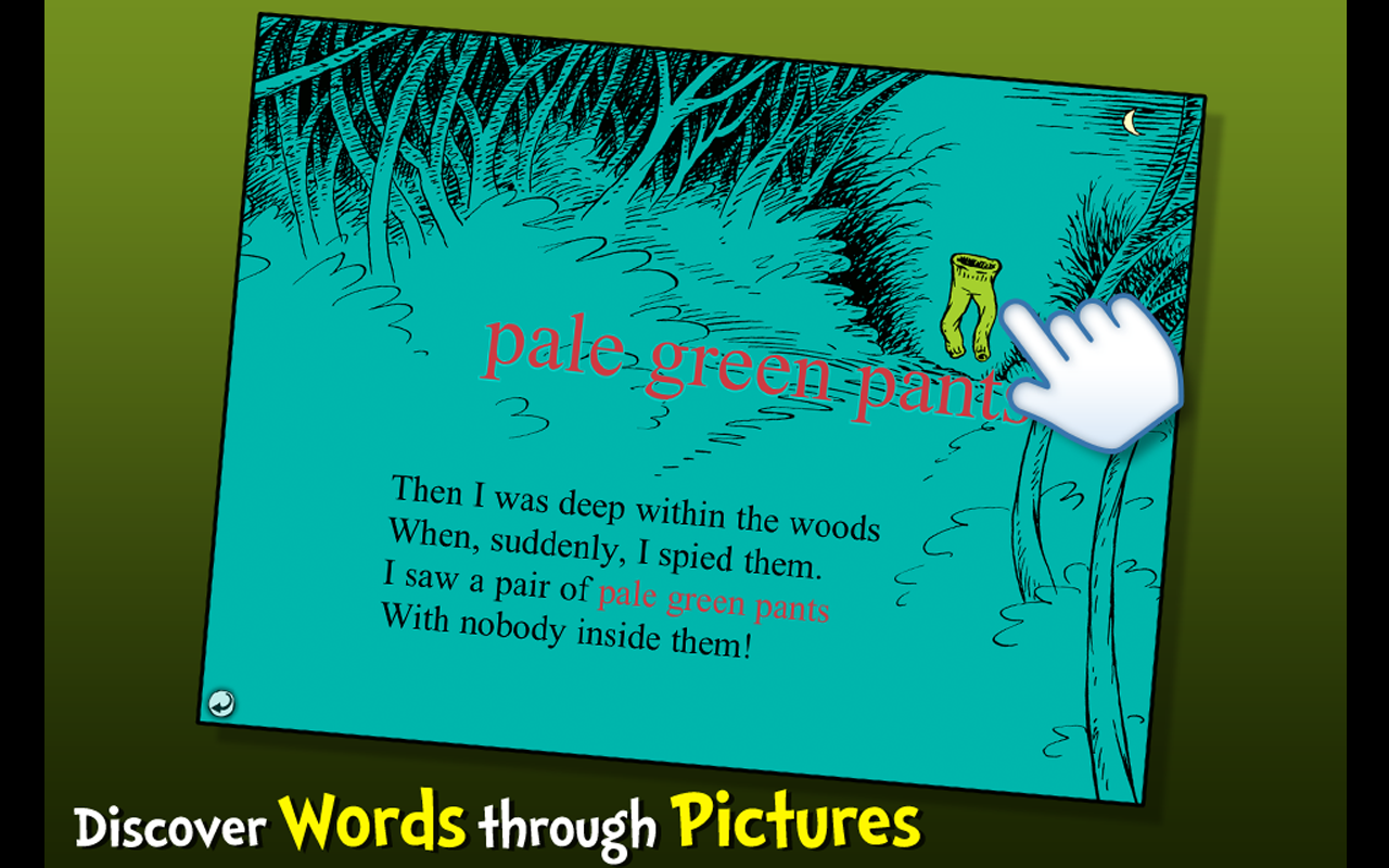 Amazon.com: What Was I Scared Of? - Dr. Seuss: Appstore