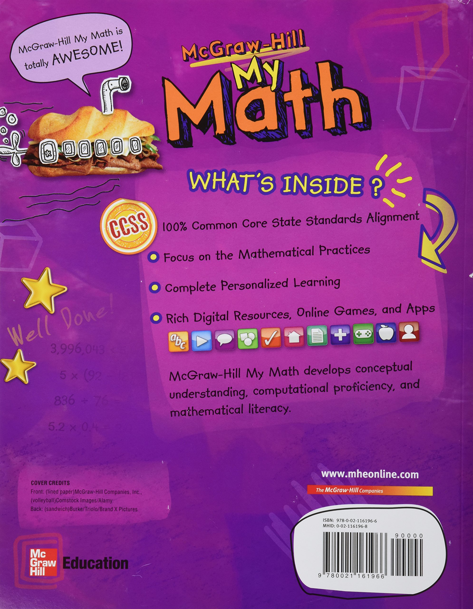worksheet Mcgraw Hill Math Worksheets buy 2 mcgraw hill my math grade 5 book online at low prices in india reviews ratings amazo