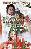 Italian Christmas Proposal (Sweet Italian Christmas Book 1)