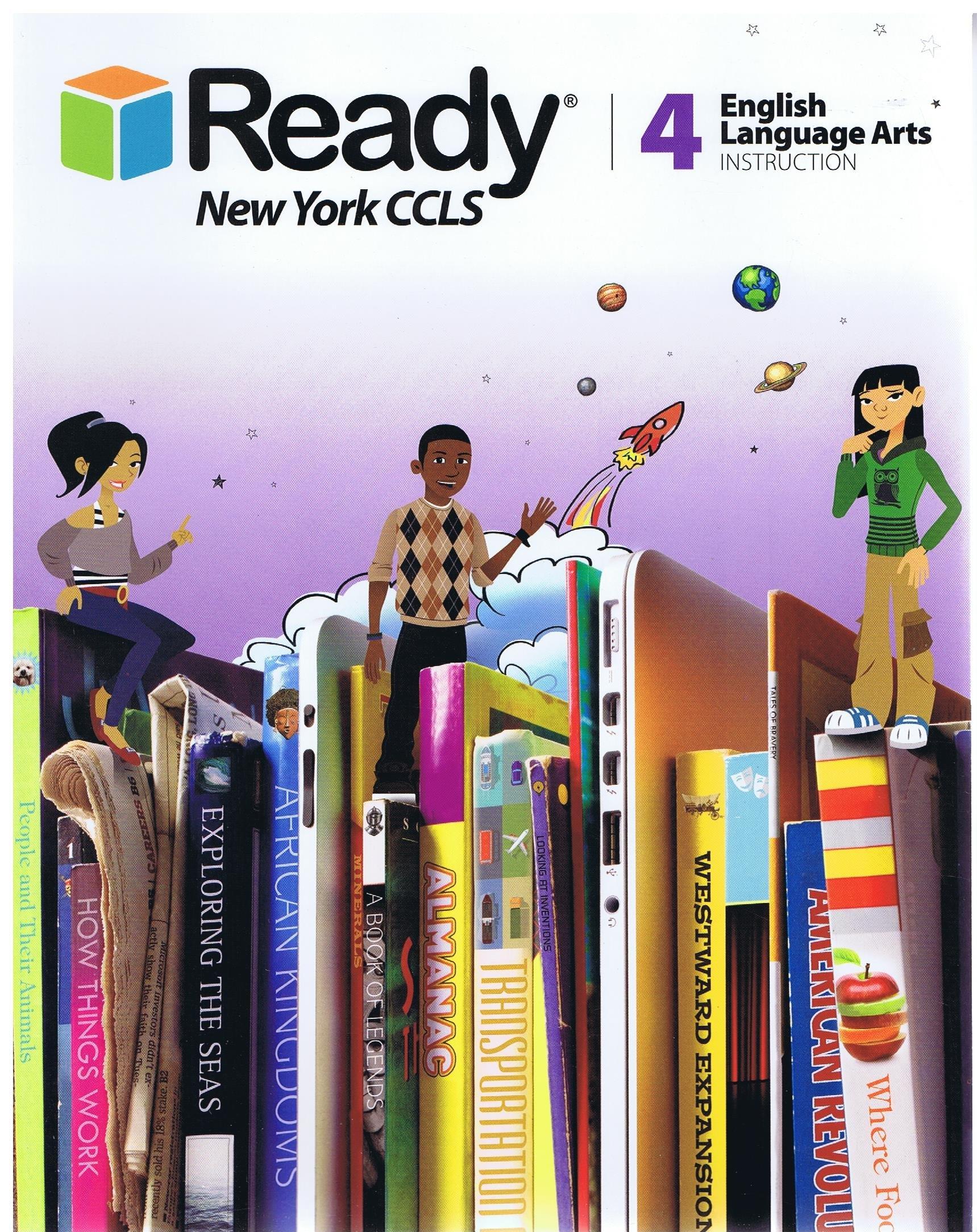 2016 Ready New York CCLS ELA Instruction Grade 4: 9781495705670:  Amazon.com: Books