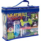 Be Amazing! Toys Weather Science Lab - Kids Weather Science Kit with 20 All Season Science Projects - Educational STEM…