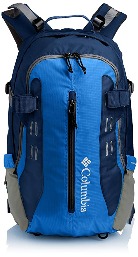 Columbia Silver Ridge - Mochila de Senderismo, Color Azul, Talla Talla única/25