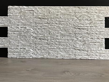 Pannello Finta Pietra In Gesso Art 267 Dim 104x50 Min 10 Pz