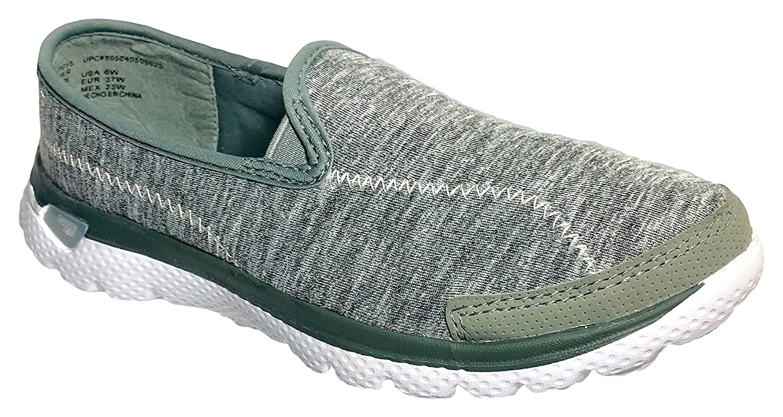 Wide Width Knit Slip on Shoe (6.5 W