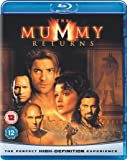 The Mummy Returns [Blu-ray][Region Free]